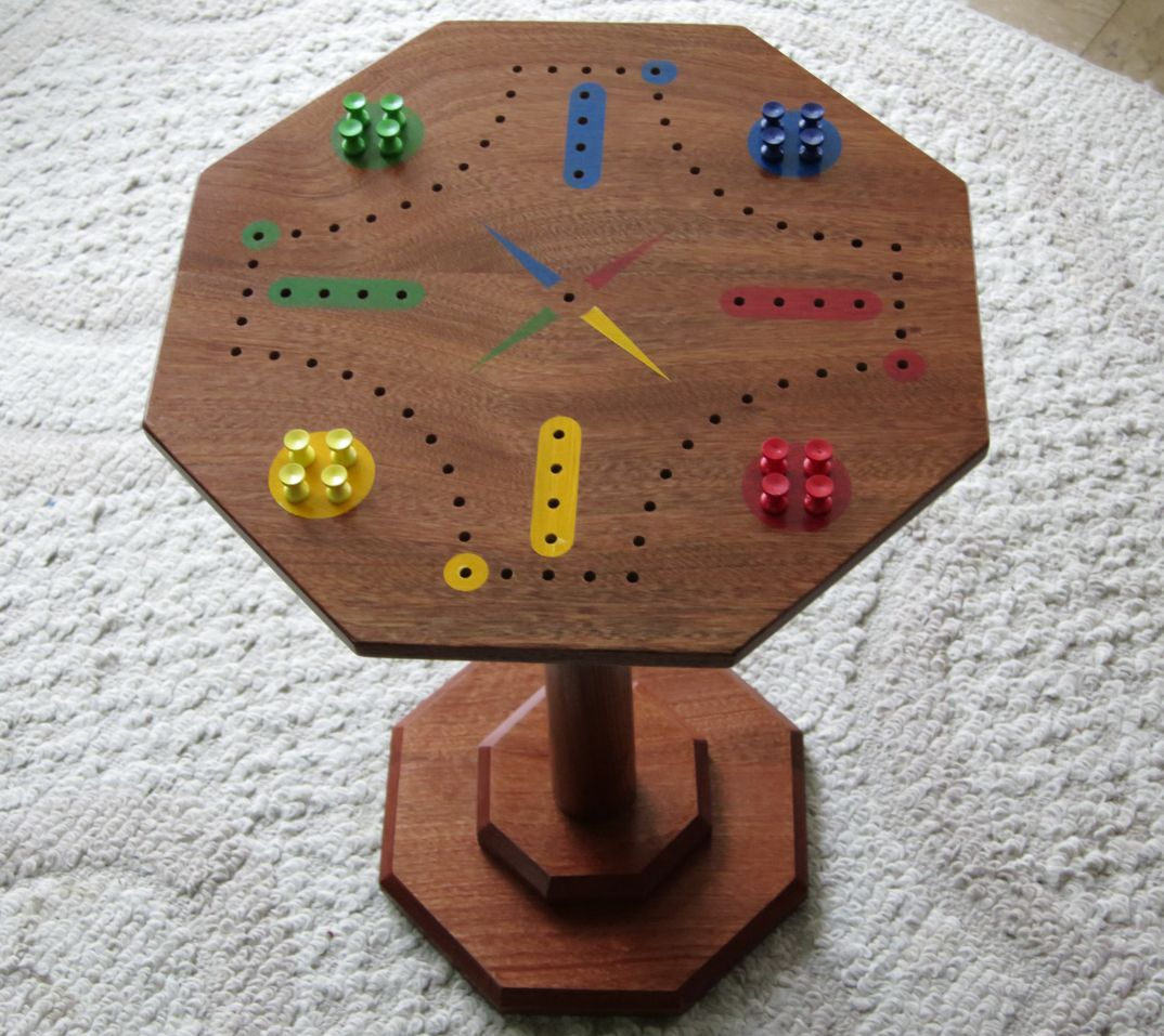 4-player Aggravation Game Table